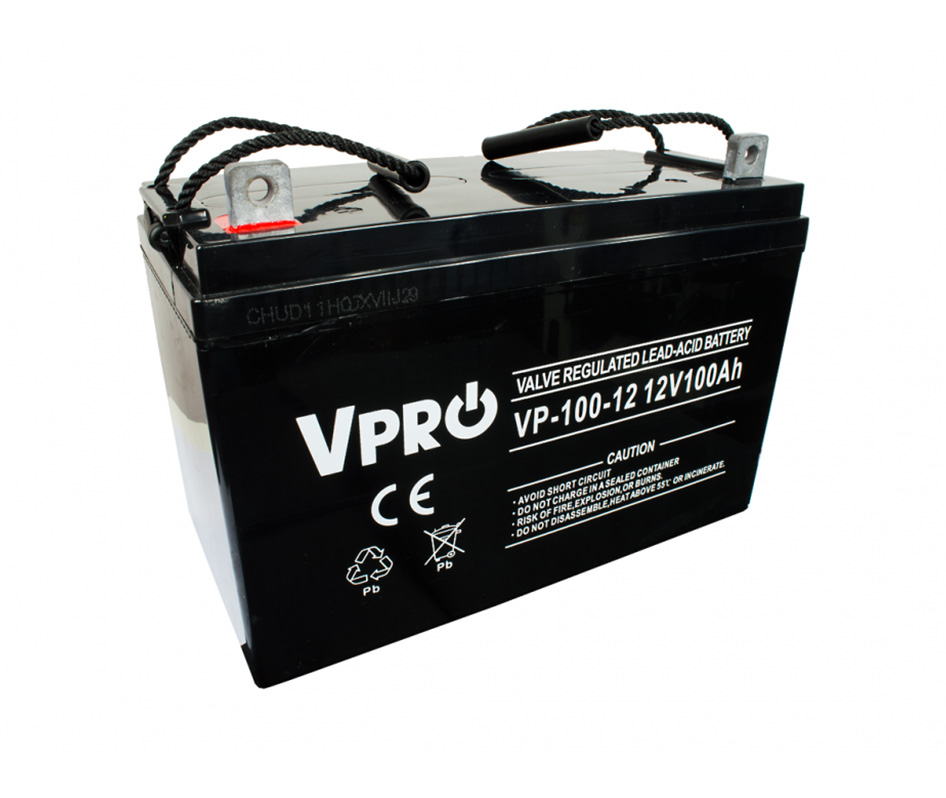 Akumulator VPro Volt Polska